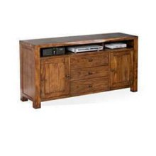 "Cary Live Edge 64"" TV Console"