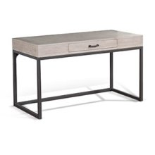 Tyler Writing Desk with Metal Desk