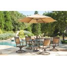 Carmadelia - Tan/Brown 3 Piece Patio Set Product Image