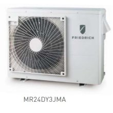 Multizone Outdoor Condenser- w/Heat Pump
