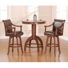 Palm Springs 3pc Pub Set