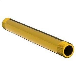 "3/8"" X 6"" Brass Nipple Product Image"