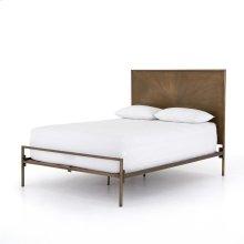 Queen Size Sunburst Bed