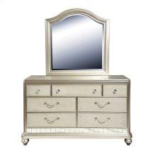 Li'l Diva Landscape Mirror
