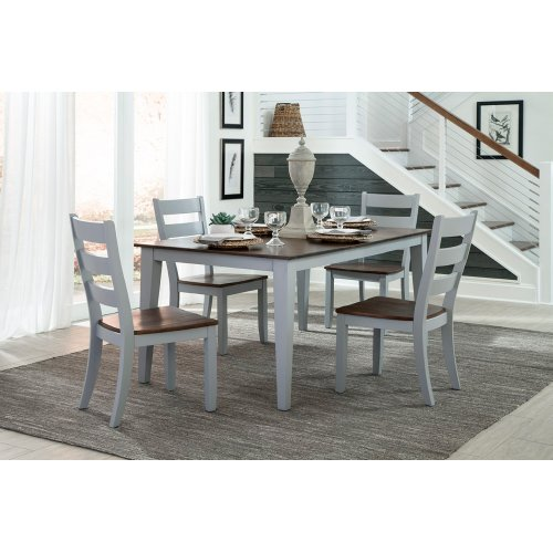 Small Space 36 x 60 Dining Table