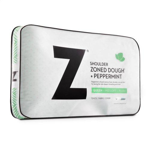 Shoulder Zoned Dough® Peppermint Queen