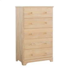 BD-5005 Jamestown 5-Drawer Chest