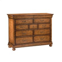 Louis Philippe Dressing Chest - Sherwood