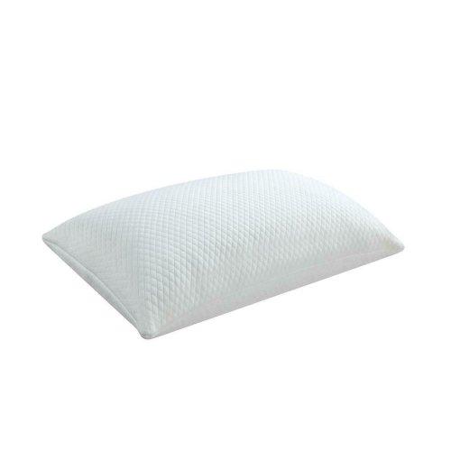 White Queen Shredded Foam Pillow