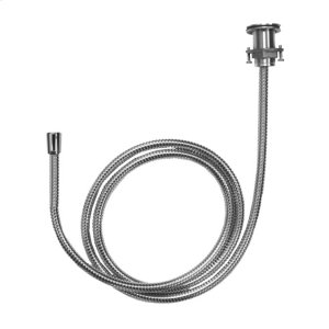 Chrome Metal Hose Pull-Out Set for Handshower Product Image