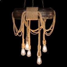 Ranchero 6 Light Chandelier