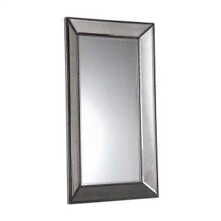 Beaded Wall Mirror Large