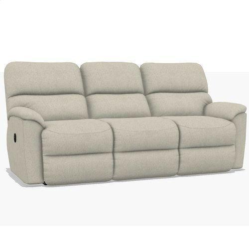 Sensational 440727 In By La Z Boy In Henderson Nc Brooks Reclining Sofa Machost Co Dining Chair Design Ideas Machostcouk