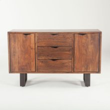 "Loft Sideboard 54"" Walnut"