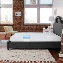 "6"" Back-To-Campus Memory Foam Mattress"