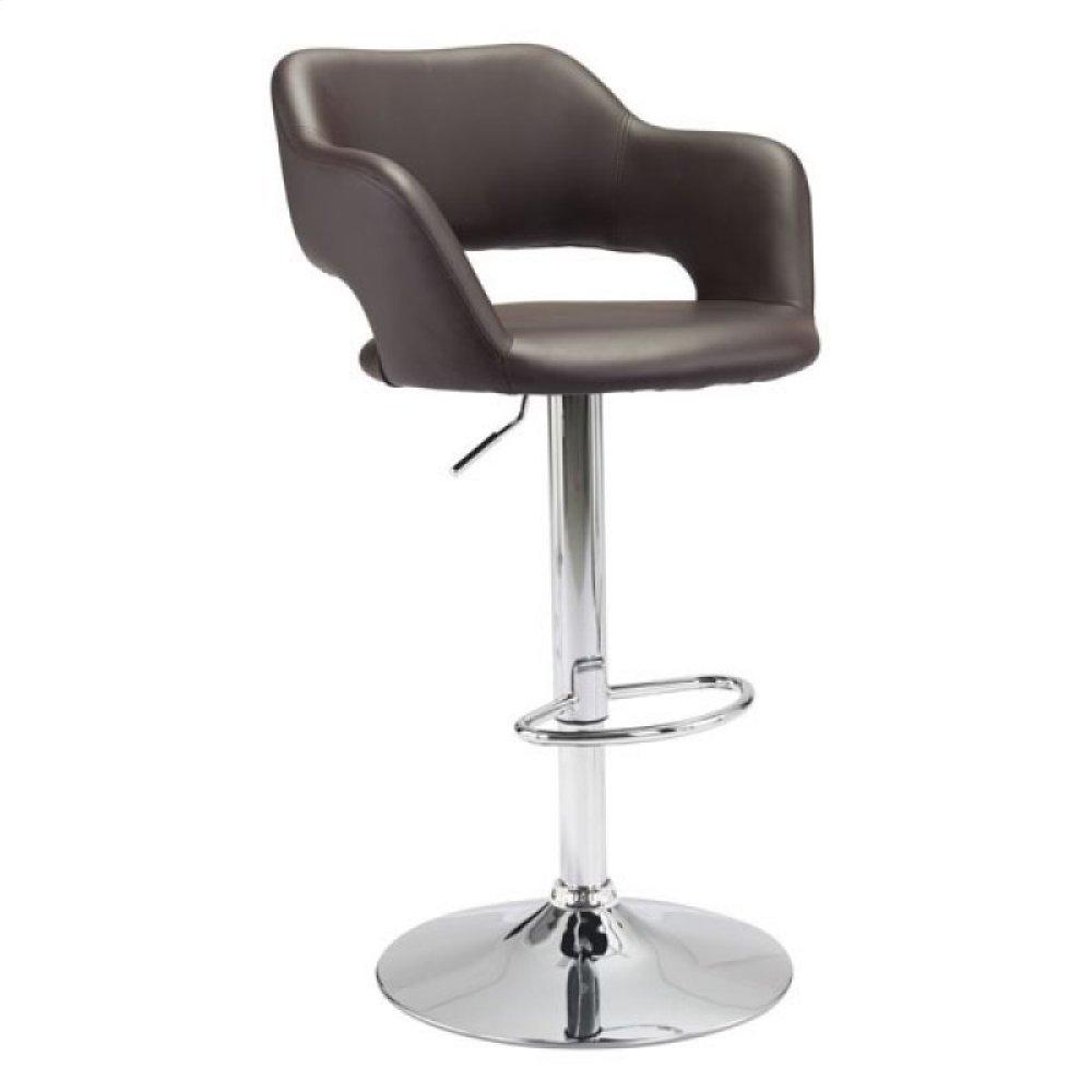 Hysteria Bar Chair Espresso