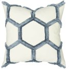 "Luxe Pillows Eyelash Honeycomb (22"" x 22"") Product Image"