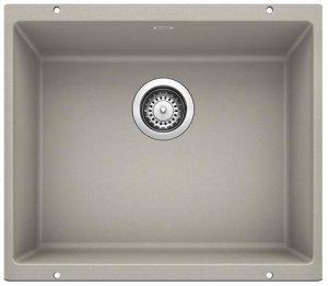 Blanco Precis Large Bowl - Concrete Gray Product Image