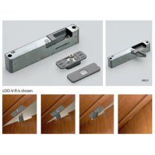 Soft Close Door Closer (mortise Type) Lapcon Damper