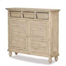 Tortuga II Entry Cabinets with Baskets
