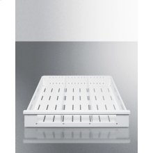 Interior Full-extension Slide-out Drawer With Brackets for Use Inside Any Acr1717 or Acr1718 Refrigerator