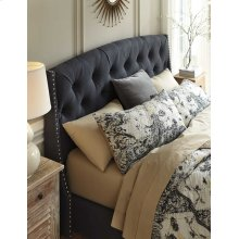 Red Hot Buy- Be Happy! King/Cal King UPH Headboard