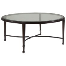 Sangiovese Round Cocktail Table