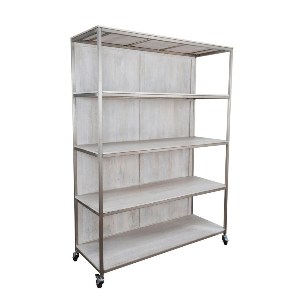 Claremont Rack Silver