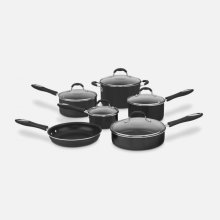 Advantage® Nonstick Cookware 11 Piece Set