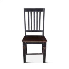 Antibes Dining Chair Dark Walnut