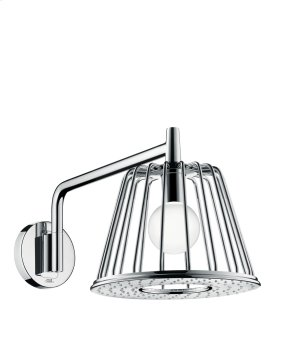 Chrome LampShower 275 1jet with shower arm Product Image