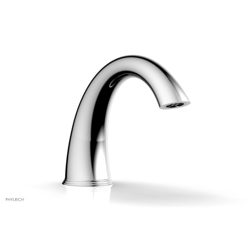 3RING Deck Tub Spout D5205 - Polished Chrome