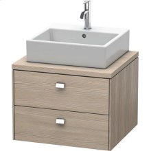 Brioso Vanity Unit For Console, Pine Silver (decor)