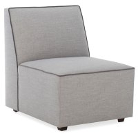 MARQ Living Room Zane Armless Chair Product Image