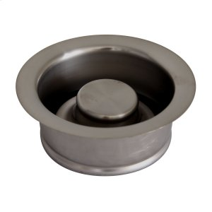 Kitchen Drain - Brushed Nickel Product Image