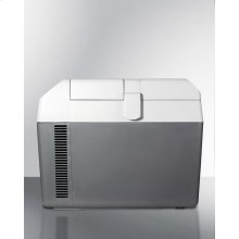 Portable 12v/24v Medical Cooler Capable of Operating At -18 c or Standard Refrigerator Temperatures
