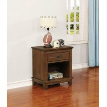 Kinsley Country Brown Nightstand