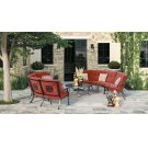 Burnella - Brown 7 Piece Patio Set Product Image