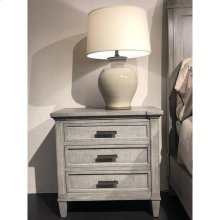 Willow Nightstand - Pewter