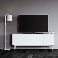 7279 Media Console in Environmental Product Image
