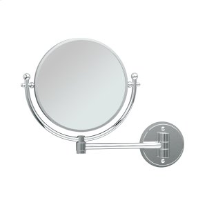 Wall Mirror in Chrome Product Image
