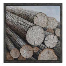 Timber Wall Décor