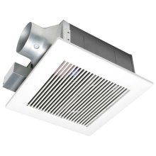 WhisperFit 50 CFM Low Profile Ceiling Mounted Fan