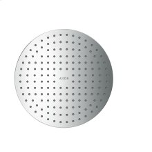 Chrome Overhead shower 250 1jet ceiling
