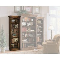 Home Office Brookhaven Left Bookcase Product Image