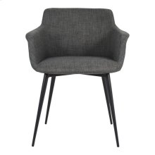 Ronda Arm Chair Grey-m2