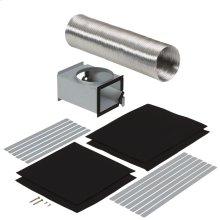 Optional Ductless Installation Kit for EW48 Series Chimney Range Hoods