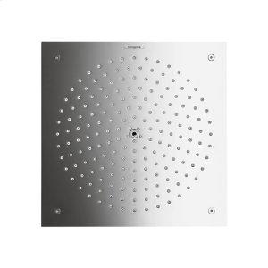 Chrome Showerhead 260 Square 1-Jet Trim, 2.5 GPM Product Image