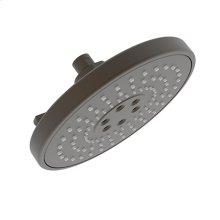 Weathered Brass LUXnetic Multifunction Showerhead
