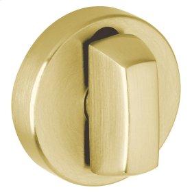 Satin Brass and Brown 6760 Turn Piece